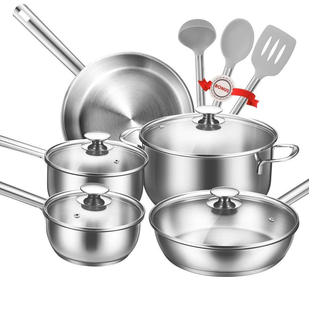 la casserole induction Tibek batterie de cuisine 12 pièces