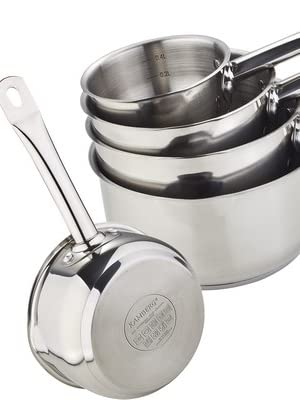 set casseroles induction Kamberg Pro Inox